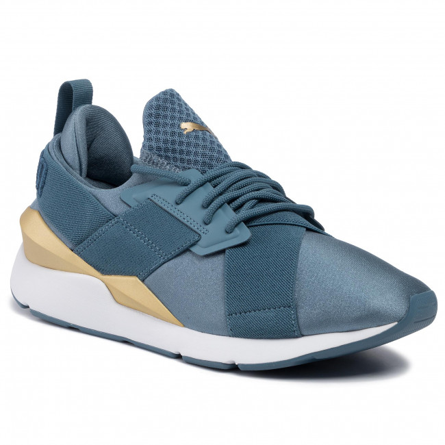 Sneakers PUMA - Muse Satin Ep Wn's 365534 17 Bluestone