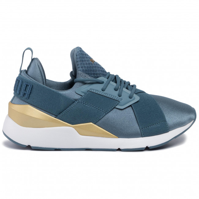 Sneakers PUMA Muse Satin Ep Wn's 365534 17 Bluestone