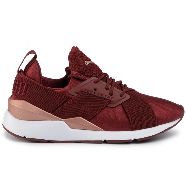 Sneakers PUMA Muse Satin Ep Wn's 365534 18 Fired Brick