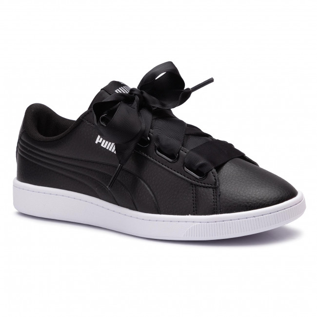 Sneakers PUMA Vikky V2 Ribbon Core 369114 01 BlackPuma