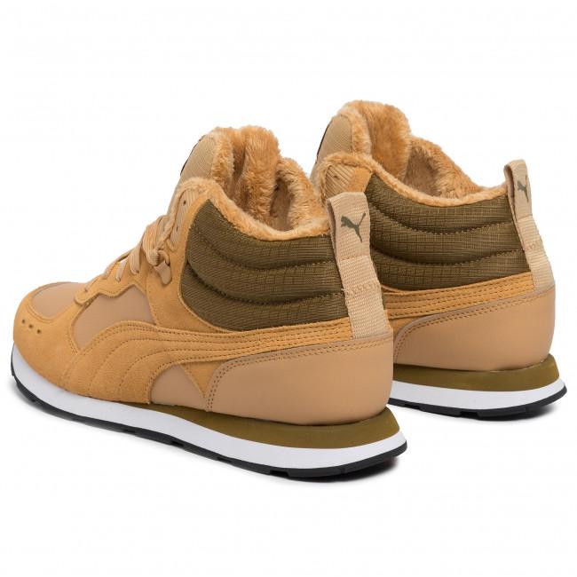 Sneakers PUMA Vista Mid Wtr 369783 03 TaffyMoss GreenPuma White