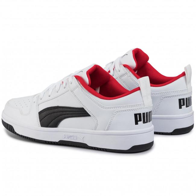 Sneakers PUMA Rebound Layup Lo Sl 369866 01 WhiteBlack