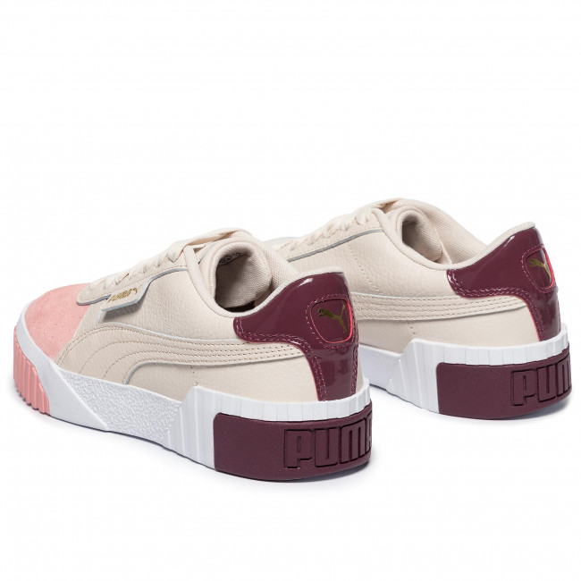 puma cali mix rose gold