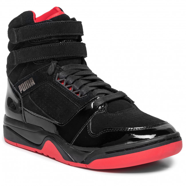 Shoes PUMA - Palace Guard Mid Red