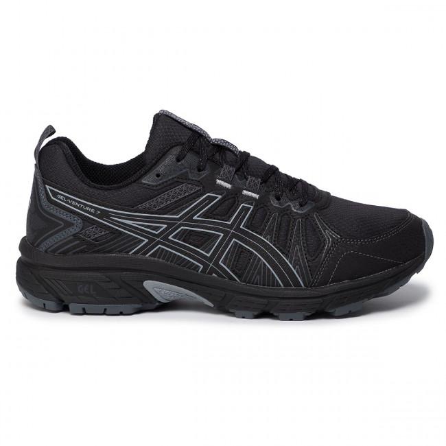 Shoes ASICS Gel Venture 7 1011A560 BlacvkSheet Rock 001