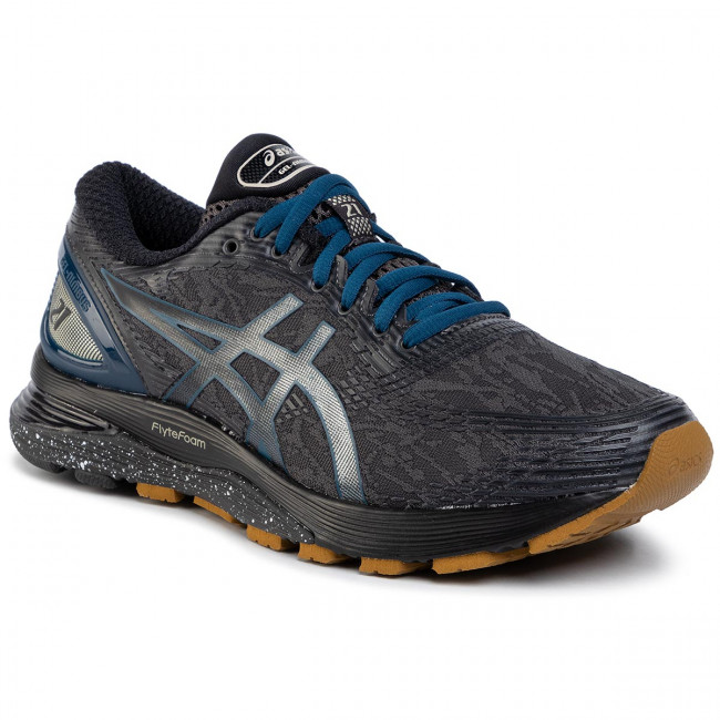 Shoes ASICS Gel Nimbus 21 Winterized 1011A633 Graphite GreyBlack 020