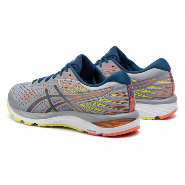 Shoes ASICS Gel Cumulus 21 1011A715 Sheet RockMako Blue 020
