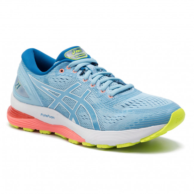 Shoes ASICS Gel Nimbus 21 1012A156 Heritage BlueLake Drive 402