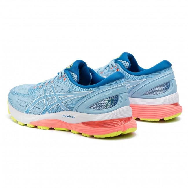 Shoes ASICS - Gel-Nimbus 21 1012A156 Heritage Blue/Lake Drive 402