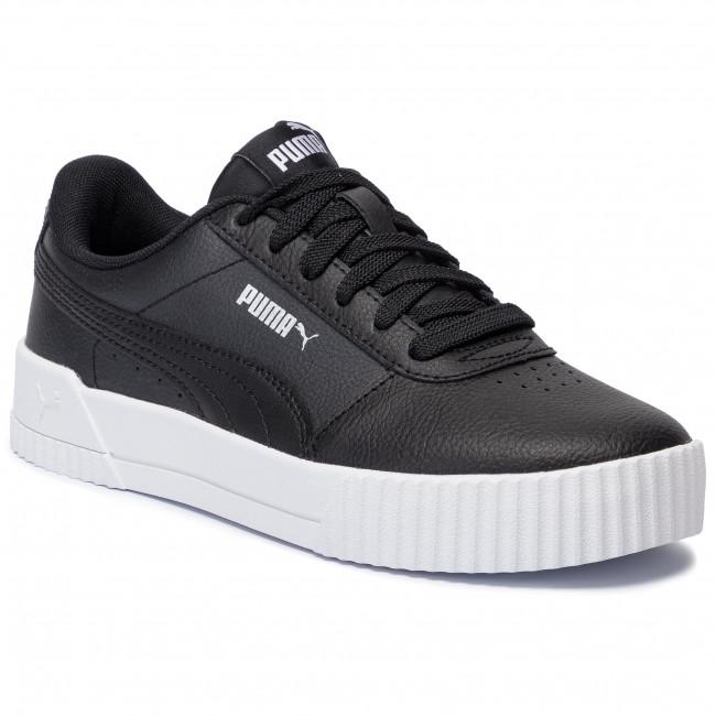 Sneakers PUMA - Carina L 370325 01 Puma Black/White/Silver