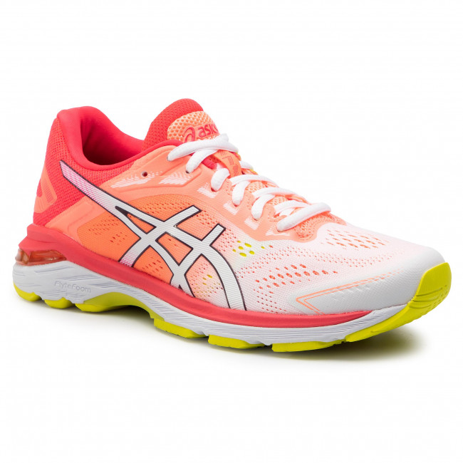 Shoes ASICS GT 2000 7 1012A610 WhiteLaser Pink 100