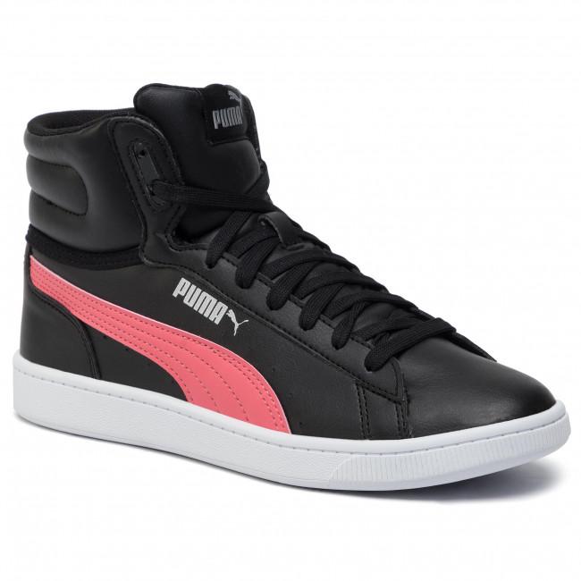 Sneakers PUMA Vikky V2 Mid SL Jr 370619 01 BlackC Coral