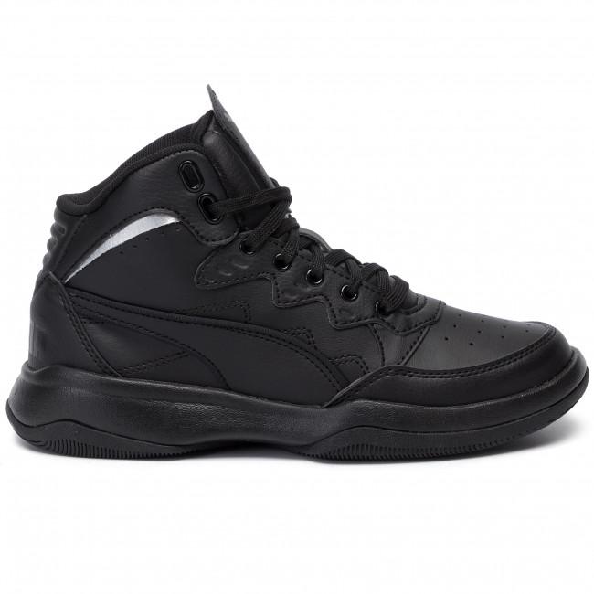 Sneakers PUMA Rb Playoff Sl Jr 370933 02 Puma BlackPuma Silver