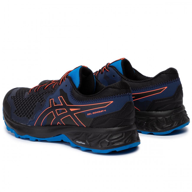 Shoes ASICS Gel Sonoma 4 1011A177 BlackFlash Coral 003