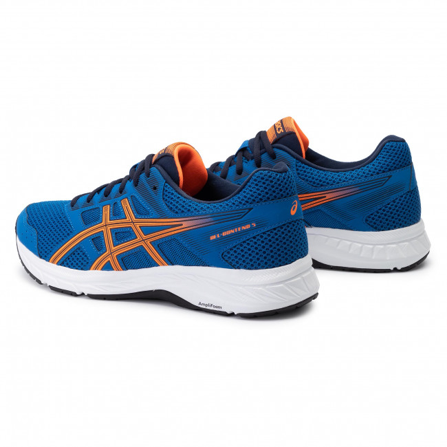 Shoes ASICS Gel Contend 5 1011A256 Lake driveShocking Orange 404
