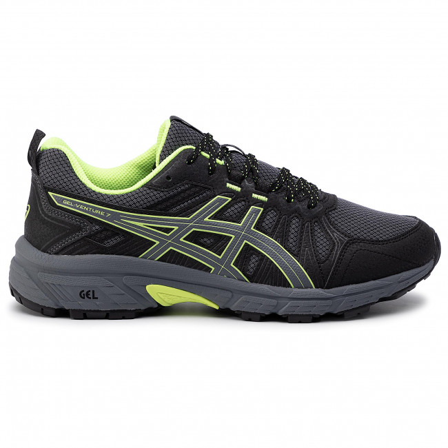 Shoes ASICS Gel Venture 7 1011A560 MetropolisSafety Yellow 021