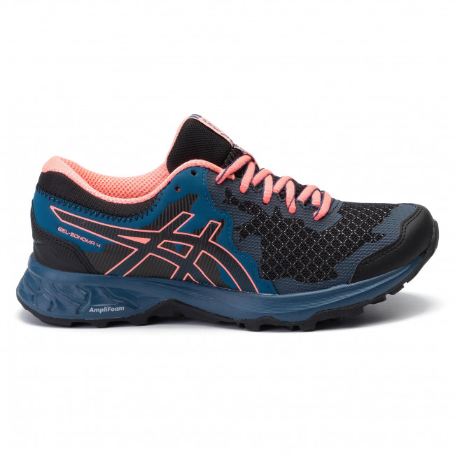 Shoes ASICS Gel Sonoma 4 1012A160 BlackSun Coral 003