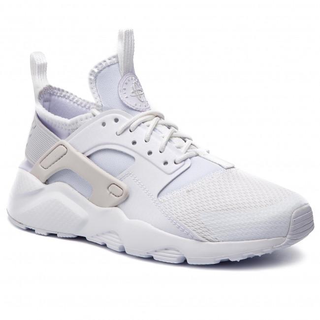 desenterrar Negociar misericordia  Shoes NIKE - Air Huarache Run Ultra Gs 847568 104 White/White/Vast Grey -  Sneakers - Low shoes - Women's shoes | efootwear.eu