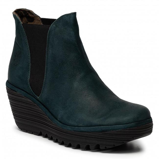 Boots FLY LONDON - Yoss P500431064 Dk