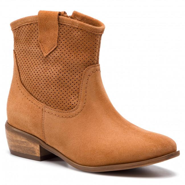 Boots R.POLAŃSKI - 0979/D Rudy Zamsz