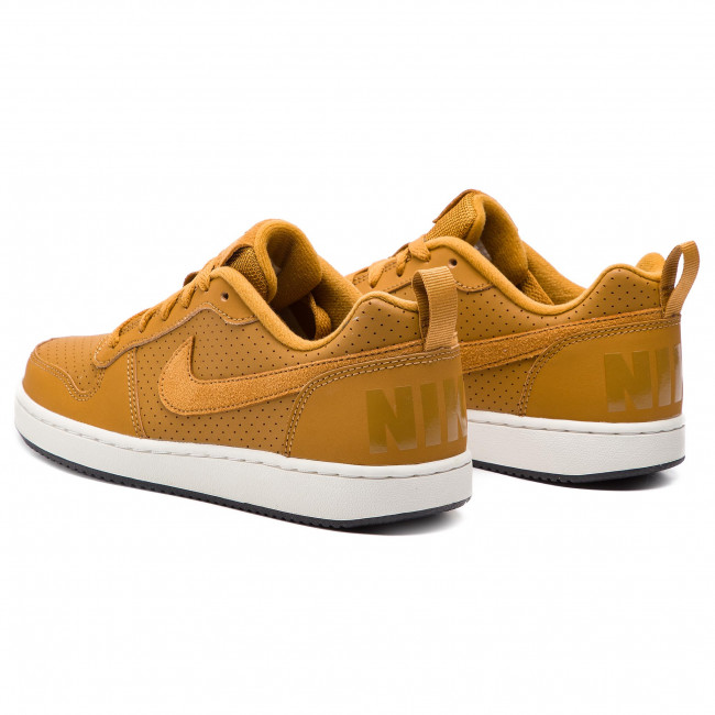 e3f3181ee84f7 Shoes NIKE - Court Borough Low (GS) 839985 701 Wheat/Wheat/Summit ...