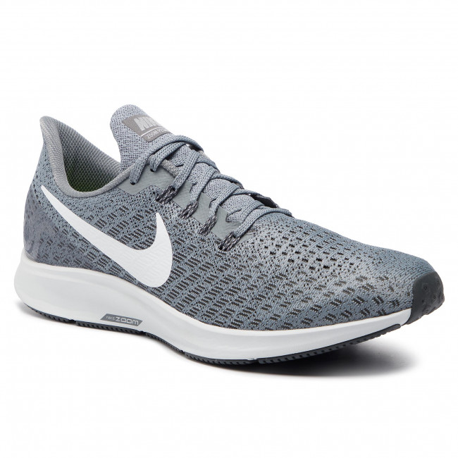 Petrificar Hacia Aviación  Shoes NIKE - Air Zoom Pegasus 35 942851 005 Cool Grey/Pure Platinum -  Indoor - Running shoes - Sports shoes - Men's shoes | efootwear.eu