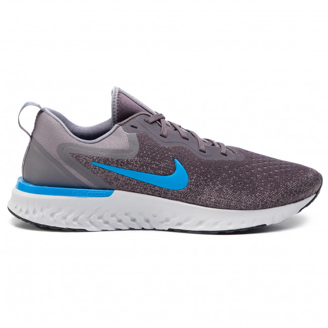 Shoes NIKE - Odyssey React AO9819 008 Thunder Grey/Blue Hero - Indoor - Running shoes - Sports shoes - Men's shoes