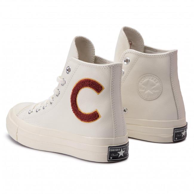 Sneakers CONVERSE Ctas 70 Hi 159679C EgretMars StoneSoba