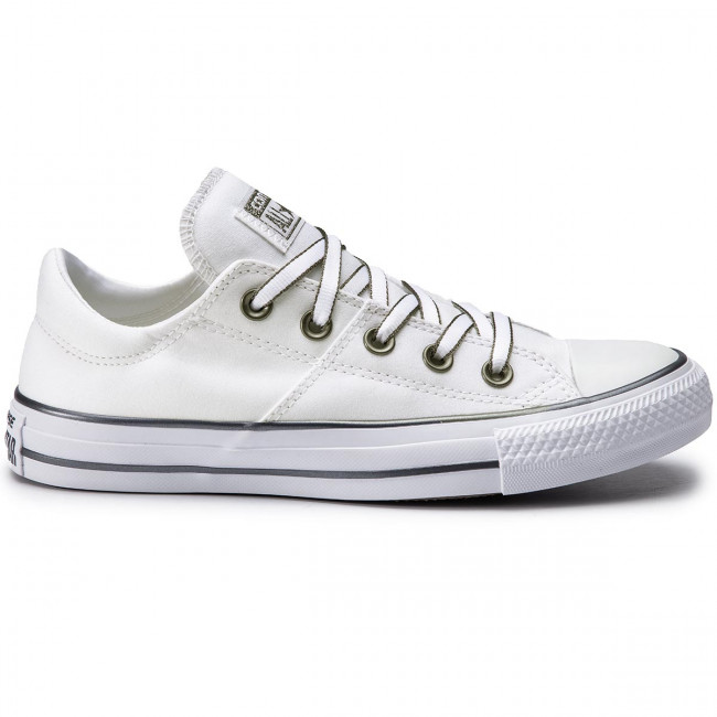 Sneakers CONVERSE Ctas Madison Ox 559909C WhiteGunmetalWhite