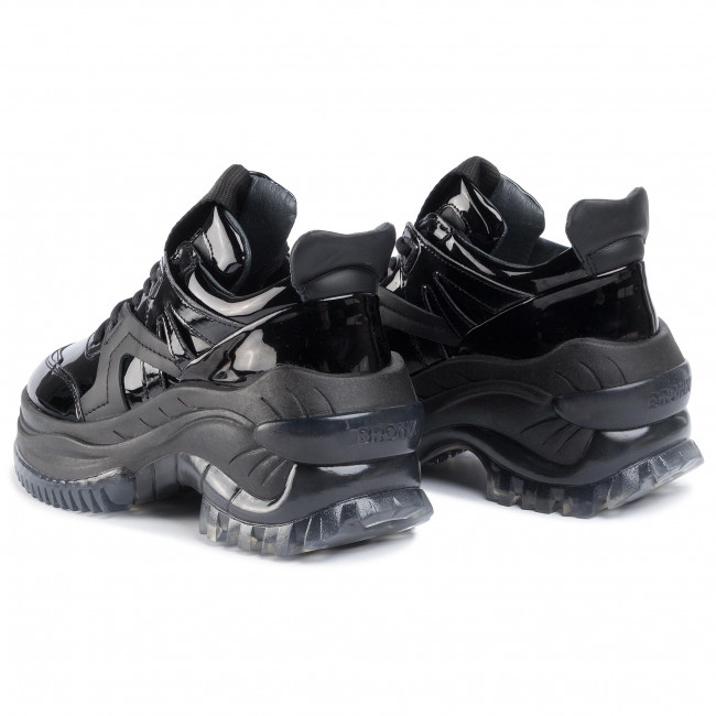 Sneakers BRONX - 66725-HH Black