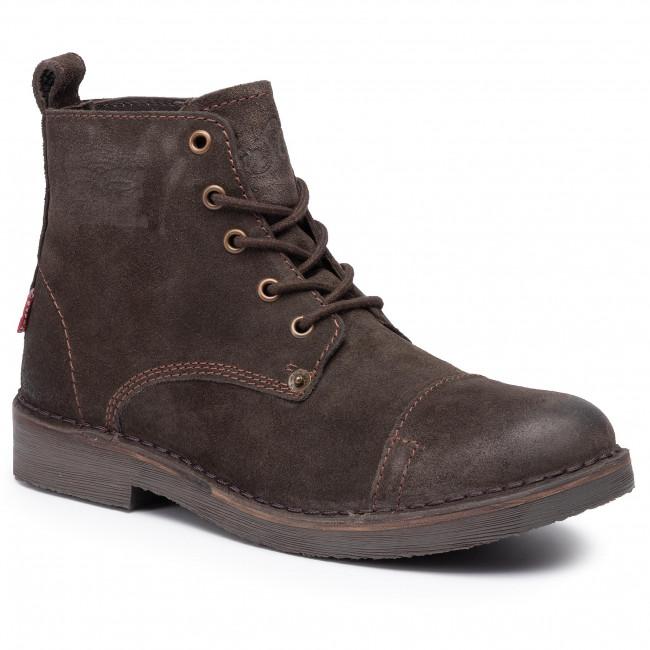 Knee High Boots LEVI'S 228755 709 29 Dark Brown