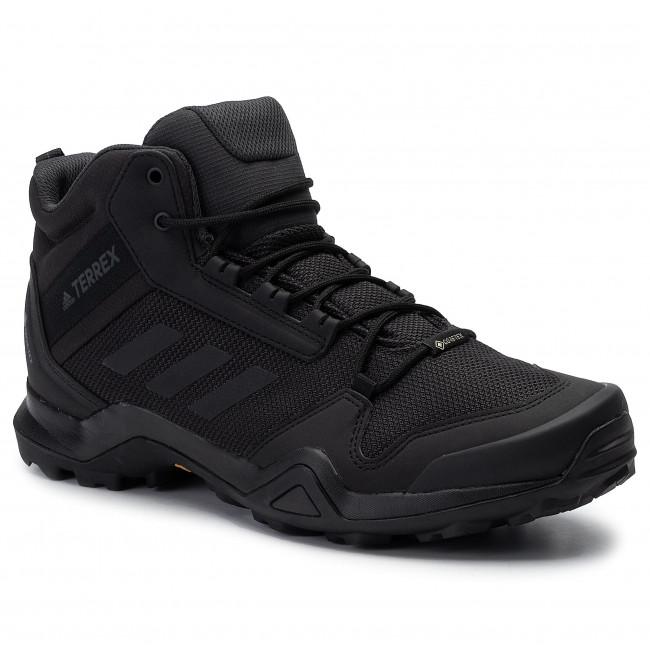 Shoes adidas - Terrex Ax3 Mid Gtx GORE-TEX BC0466 Cblack/Cblack/Carbon