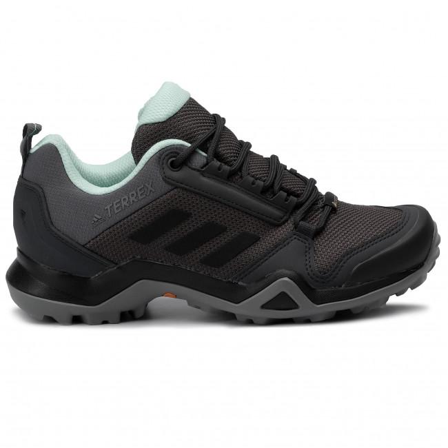 Zapatos adidas Terrex Ax3 Gtx W GORE TEX BC0573 Grefiv