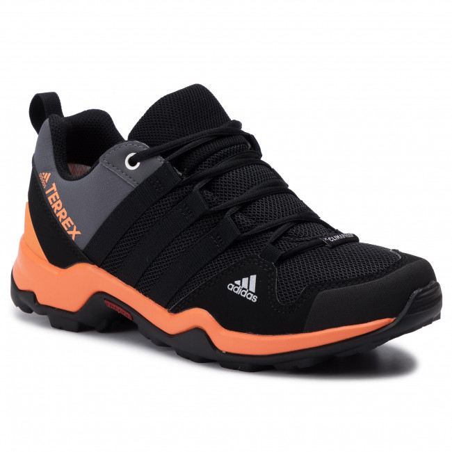 Shoes adidas - Terrex Ax2r Cp K AC7984 Cblack/Cblack/Chireor