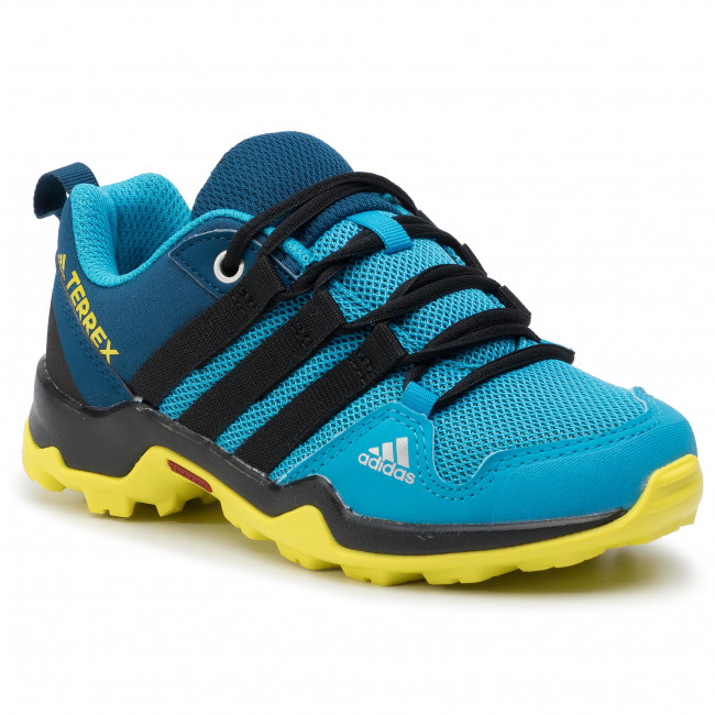 Shoes adidas Terrex Ax2r K BC0694 ShocyaCblackShoyel