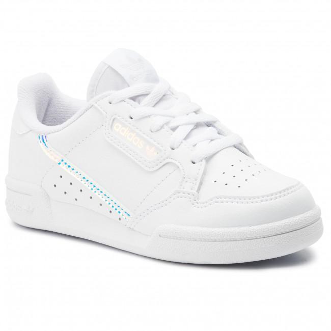 adidas continental scarpe bambina