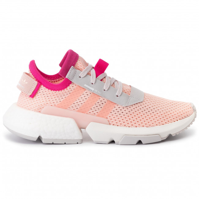 more photos los angeles new high quality Shoes adidas - Pod-S3.1.J EE8715 Carbon/Carbon/Cblack - Sneakers ...