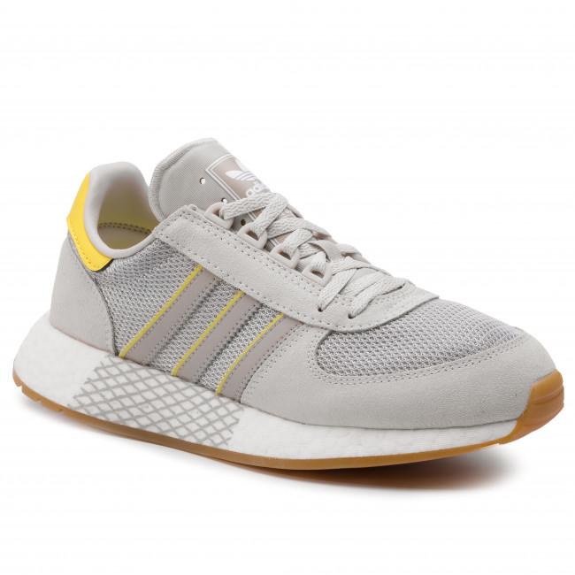Shoes adidas Marathon Tech W EE4943 RawwhtSesameByello