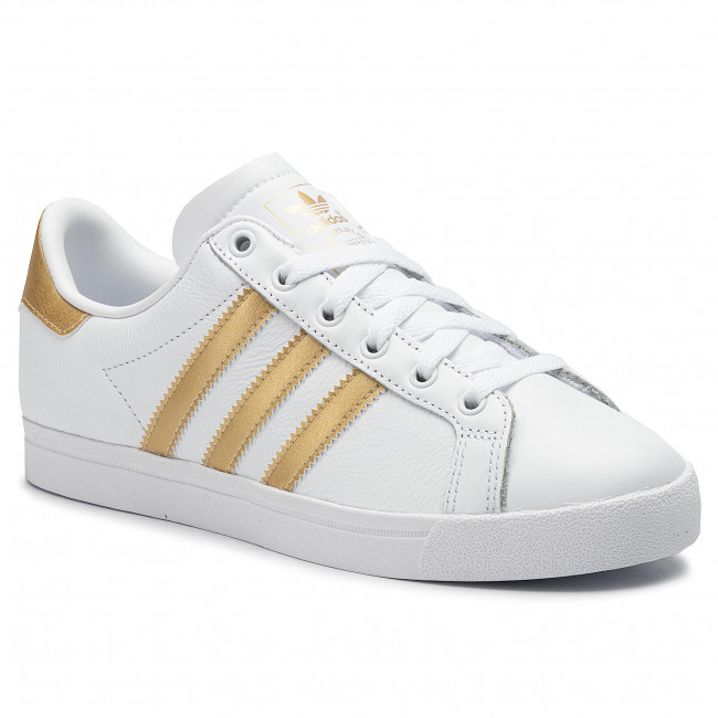 Shoes adidas Coast Star W EE6200 FtwwhtGoldmtCblack