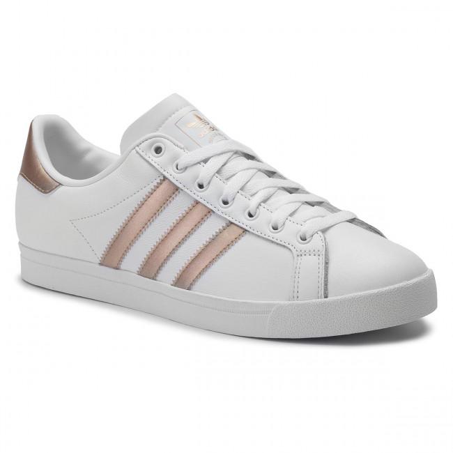 Shoes adidas - Coast Star W EE6201 Ftwwht/Coppmt/Cblack