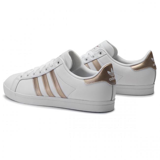 adidas coast star rose gold
