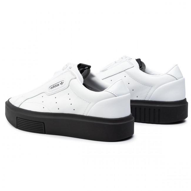 Shoes adidas Sleek Super Z W EF1899 FtwwhtFtwwhtCblack