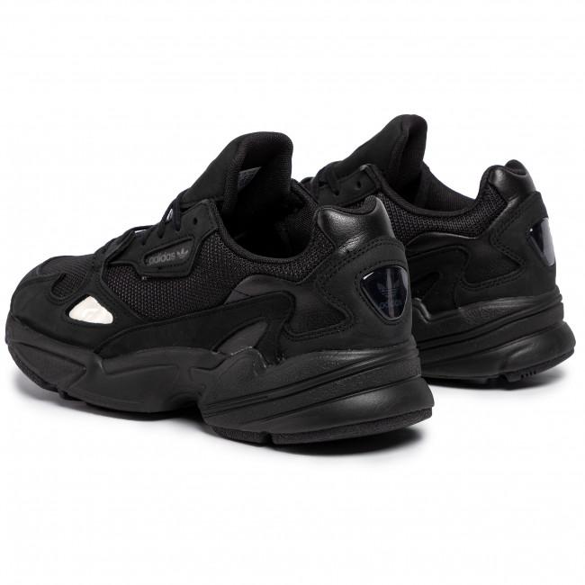 Shoes adidas Falcon W G26880 CblackCblackGrefiv