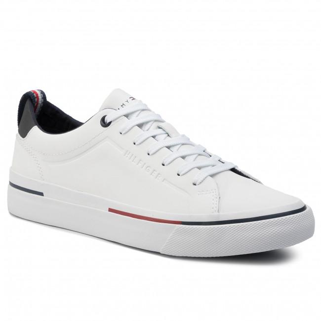 Corporate Leather Sneaker FM0FM02285