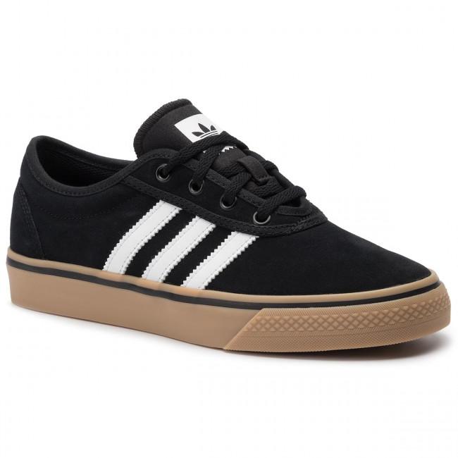 diseñador de moda venta caliente online descuento de venta caliente Shoes adidas - adi-Ease EE6107 Cblack/Ftwwht/Gum4 - Sneakers - Low ...