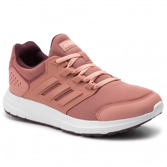 Shoes adidas Galaxy 4 EE8032 RawpinRawpinMaroon