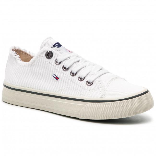 Lowcut Tommy Jeans Sneaker EN0EN00659
