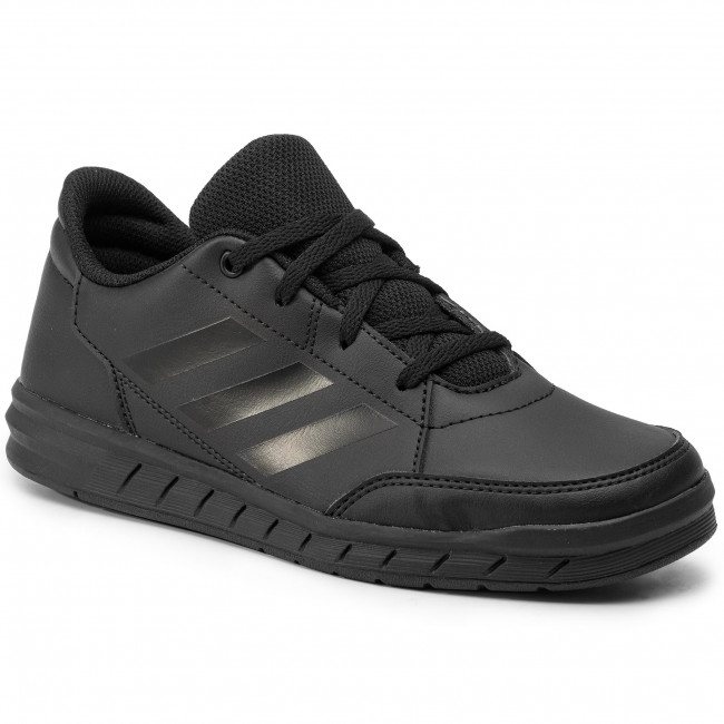 Odia Nacarado Penetrar  Shoes adidas - AltaSport K D96873 Cblack/Cblack/Cblack - Sneakers - Low  shoes - Women's shoes | efootwear.eu