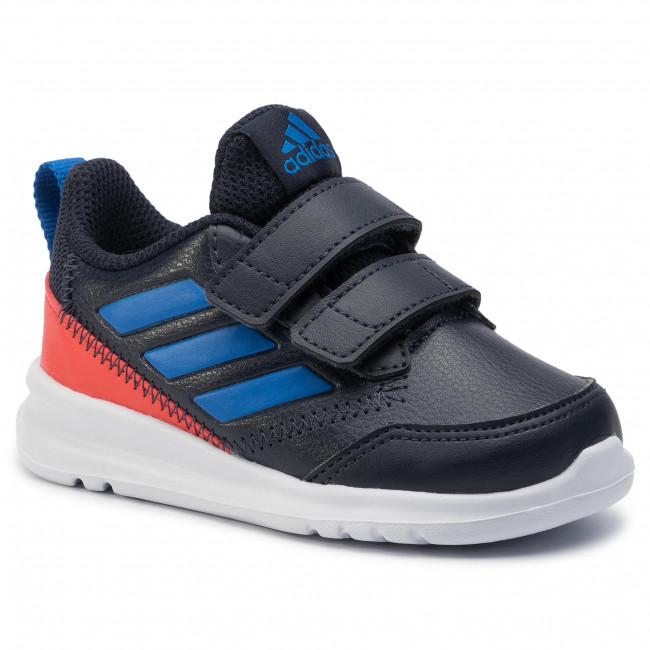 Shoes adidas - AltaRun Cf I G27279 Legink/Blue/Actora