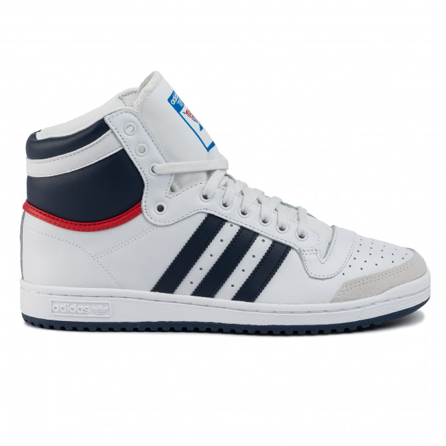 Shoes adidas Top Ten Hi D65161 NeowhiNnyColred